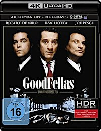 GoodFellas Ultra HD Blu-ray