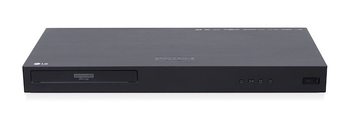 LG UP970 ULTRA HD BLU-RAY-PLAYER