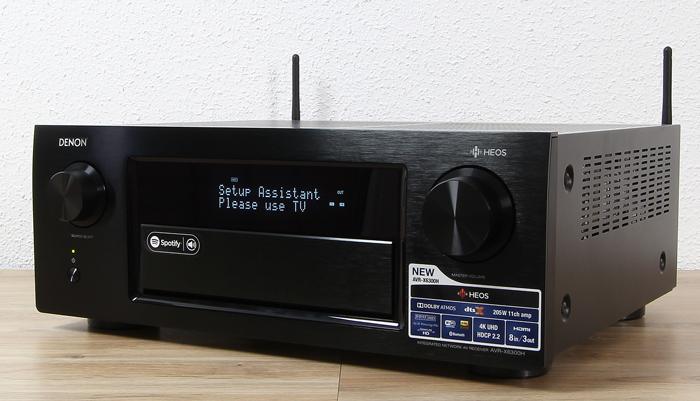 Denon-AVR-X6300H-Front-Seitlich2
