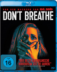 Don't Breathe Blu-ray Disc