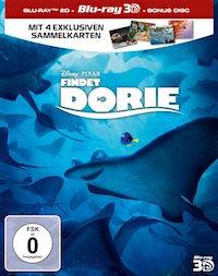 Findet Dorie Blu-ray 3D