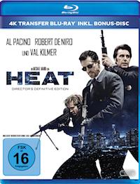 Heat Blu-ray Disc