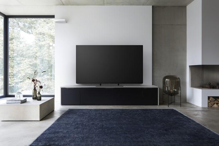 Panasonic TV EZ954 room
