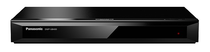 Panasonic_UB400 Front