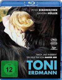 Toni Erdmann Blu-ray Disc