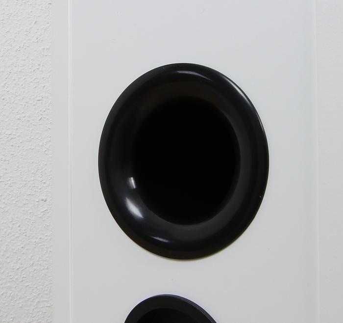 Wharfedale-Crystal-Set-Crystal-4.3-Bassreflexrohr