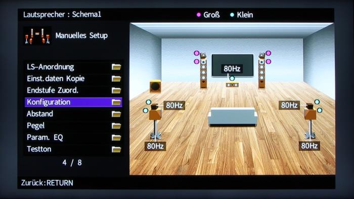Yamaha RX-A2060 Screenshot 16