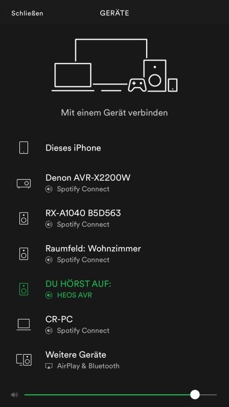 Heos App 9