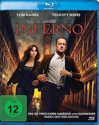 Inferno Blu-ray Disc