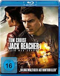 Jack Reacher Kein Weg zurueck Blu-ray Disc