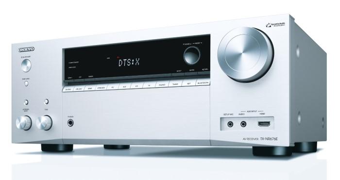 Onkyo TX-NR676_silver