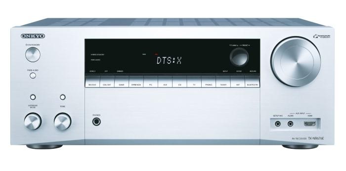 Onkyo TX-NR676_silver_front