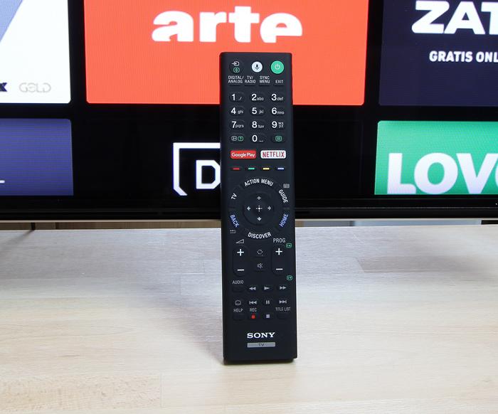 Sony-KD-65XE9305-Fernbedienung