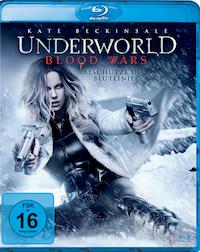 Underworld Blood Wars Blu-ray Disc
