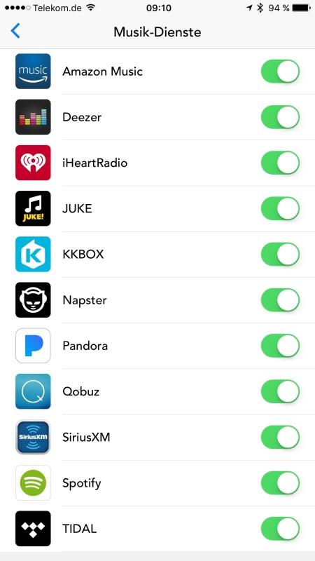 Arcam rPlay App 20