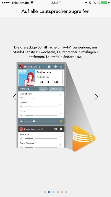 Arcam rPlay App 4
