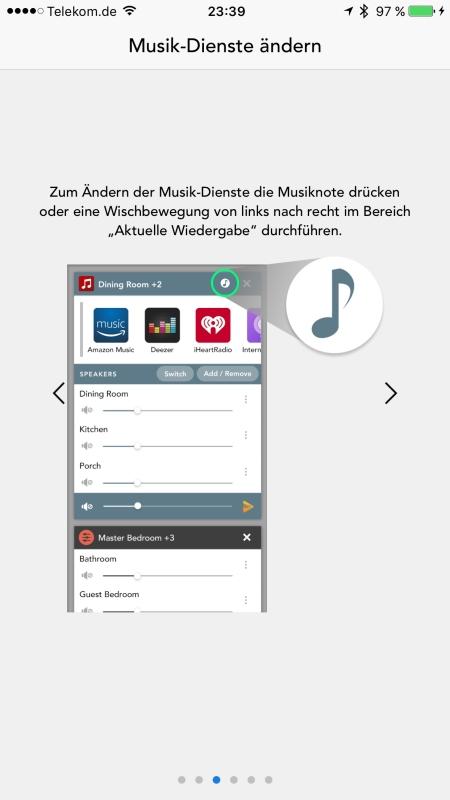 Arcam rPlay App 5