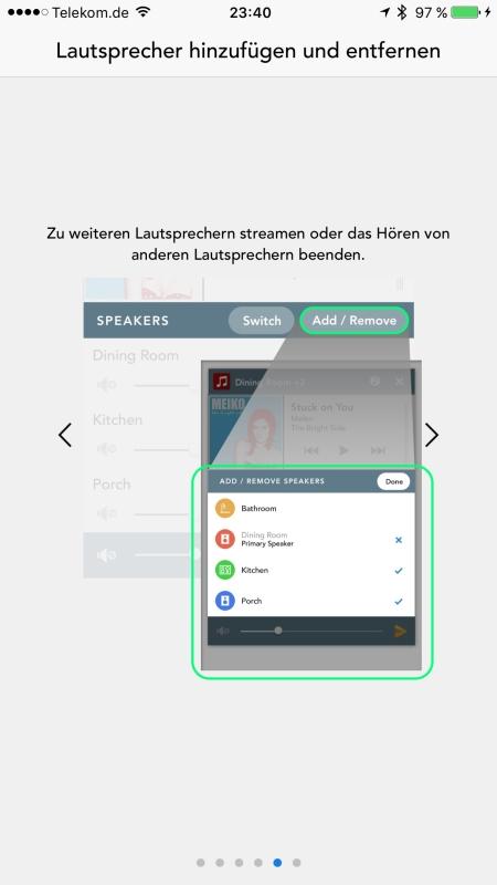 Arcam rPlay App 7