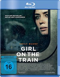 Girl On The Train Blu-ray Disc