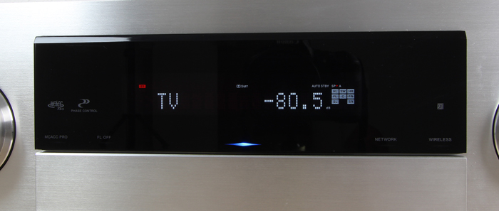 Pioneer-SC-LX901-Display