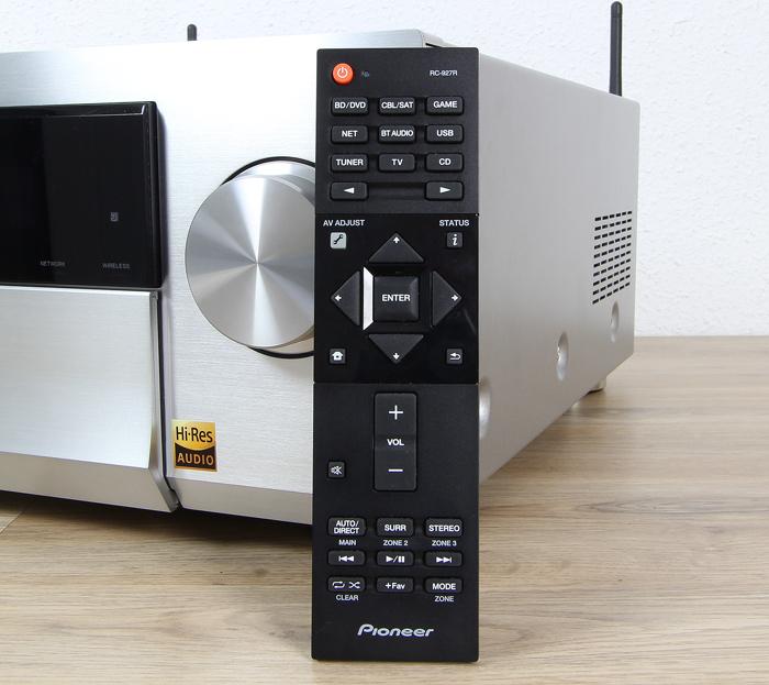 Pioneer-SC-LX901-Fernbedienung