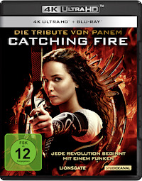 Die Tribute von Panem - Catching Fire Ultra HD Blu-ray
