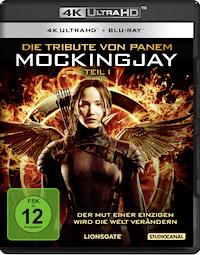 Die Tribute von Panem - Mockingjay 1 Ultra HD Blu-ray