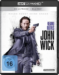 John Wick Ultra HD Blu-ray