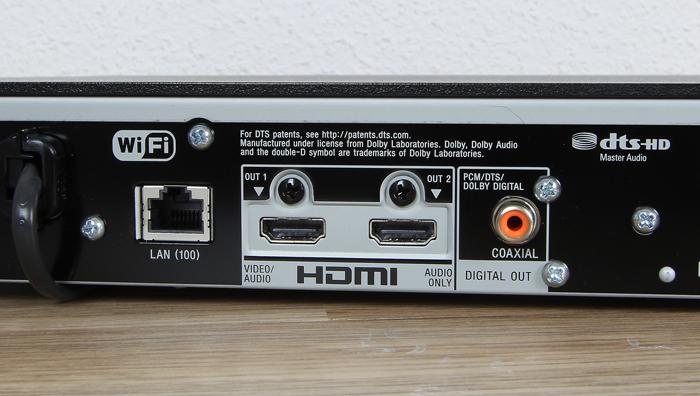 Sony-UBP-X800-Anschluesse-Rueckseite