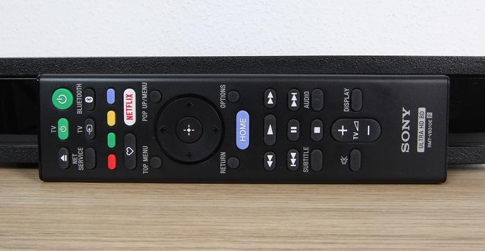 Sony-UBP-X800-Fernbedienung
