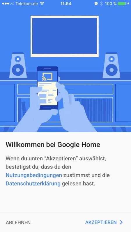 Google Home App 6