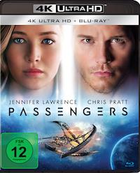 Passengers Ultra HD Blu-ray