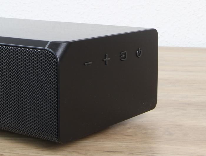 Samsung HW-MS650 Bedienelemente Seitlich