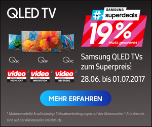 Samsung QLED TV Superdeal