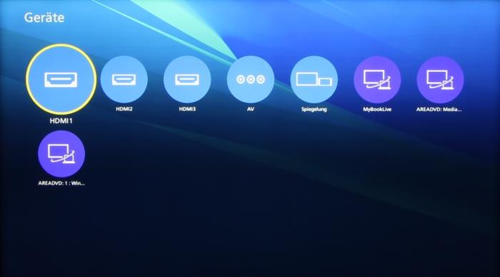 Panasonic TX-49EXW604 Screenshot 17