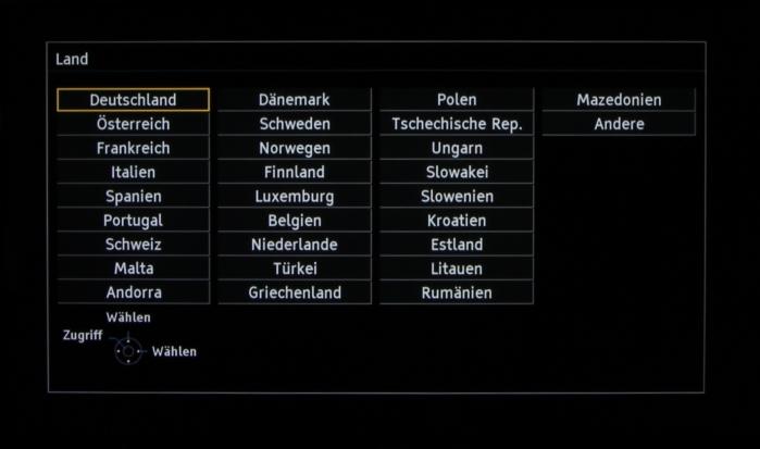 Panasonic TX-49EXW604 Screenshot 4