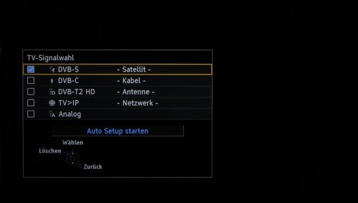 Panasonic TX-49EXW604 Screenshot 5