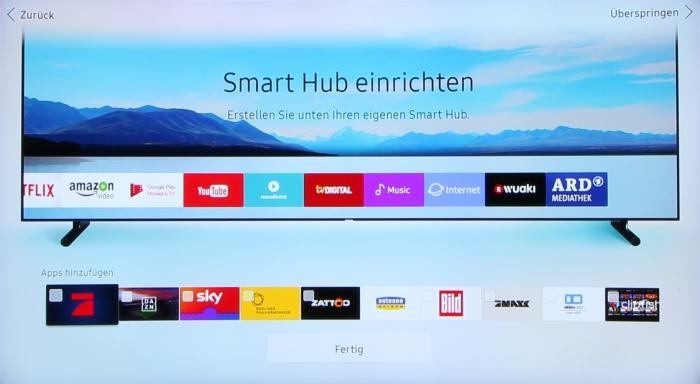 Samsung QE65Q8CGM Screenshot 10