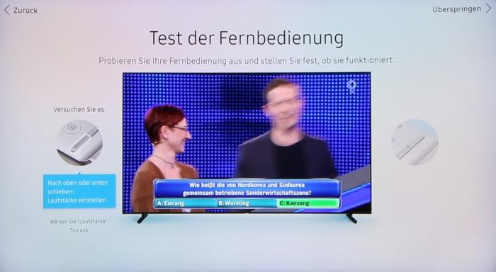 Samsung QE65Q8CGM Screenshot 11