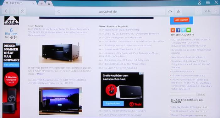 Samsung QE65Q8CGM Screenshot 13