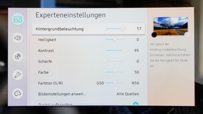 Samsung QE65Q8CGM Screenshot 18