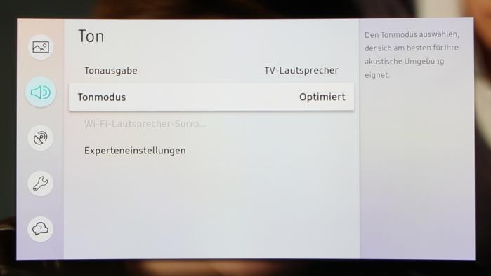 Samsung QE65Q8CGM Screenshot 20