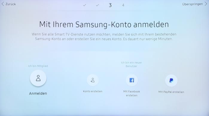 Samsung QE65Q8CGM Screenshot 5