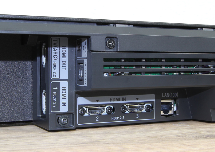 Sony-HT-ST5000-Soundbar-Anschluesse