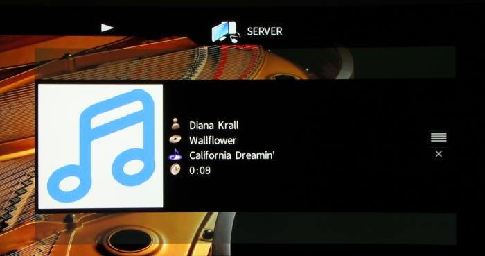 Yamaha RX-A870 Screenshot 16