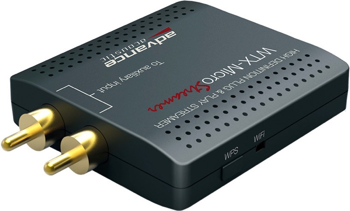 Advance Acoustic WTX Ministreamer