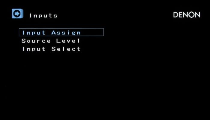 Denon AVR-X5400BT Screenshot 14