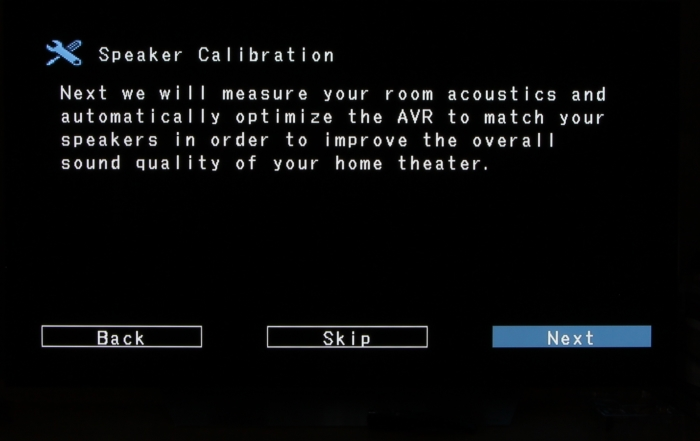 Denon AVR-X5400BT Screenshot 8