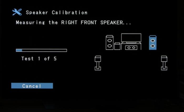 Denon AVR-X5400BT Screenshot 9