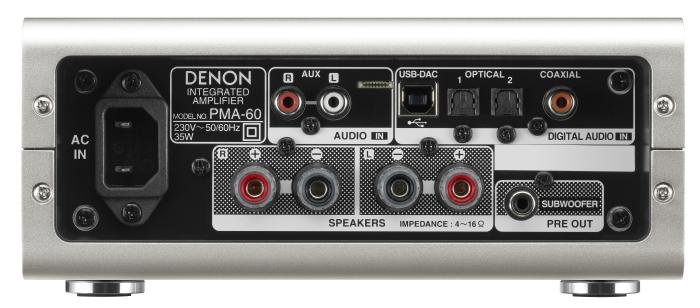 Denon PMA60 1